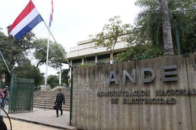 ANDE: Plantearán proyecto para ampliar cuatro meses la exoneración – Prensa 5
