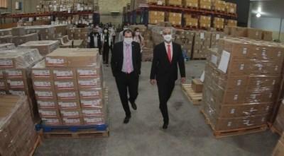 Ministro de Salud presenta denuncia ante Fiscalía por caso de compra de insumos