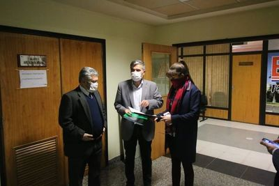 Formalizan pedido de juicio político a Sandra Quiñónez por mal desempeño de funciones