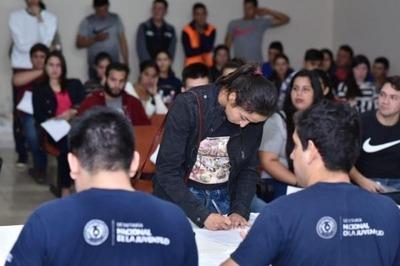 Postulación para Becas de la Juventud se encuentra abierta – Prensa 5