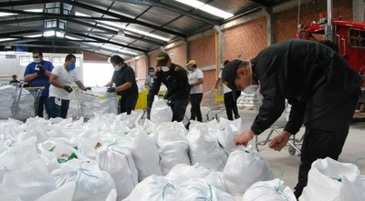Programa Ñangareko: No habrá segundo pago, sino entrega de kits de alimentos