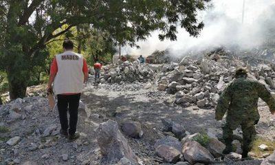 Fábrica de Cal fue intervenida por operar sin Declaración de Impacto Ambiental – Diario TNPRESS