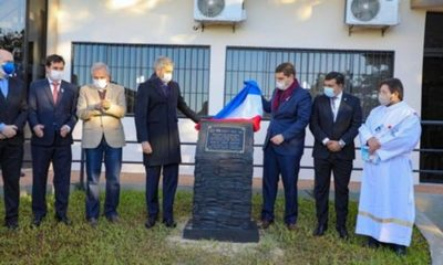 » Inauguran nuevas oficinas dependientes del SENACSA