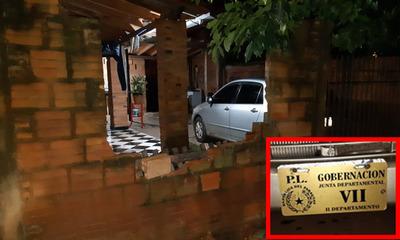 Hijos de políticos fueron aprehendidos por agredir brutalmente a un hombre en Coronel Oviedo – Prensa 5