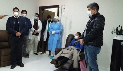 Sesiones de quimioterapia ya se realizan en Hospital Regional de CDE