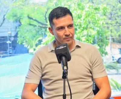 Antolín Alcaraz espera que el fútbol regrese pronto · Radio Monumental 1080 AM