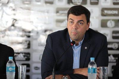 """Marco Trovato dispara contra dirigentes: """"voy a defender a mi club"""""""