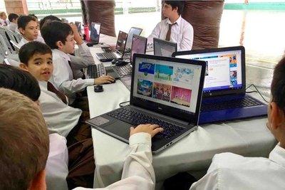 Destinan US$ 62 millones para dotar de internet a 2.123 escuelas y colegios, beneficiando a 239.000 estudiantes