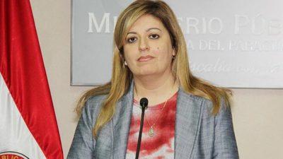 Presentaron pedido de juicio político contra Sandra Quiñónez