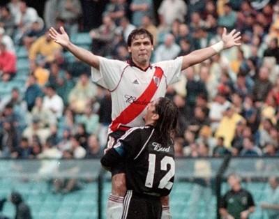 Marca paraguaya en la historia de River Plate