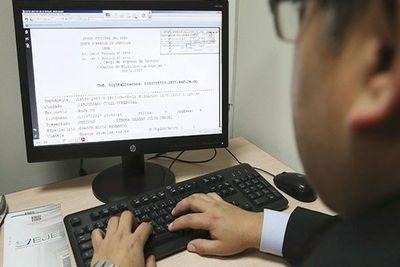 Denuncian irregularidad en la tramitación del expediente electrónico