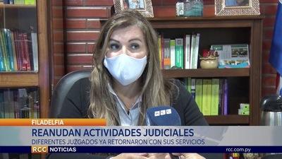 PODER JUDICIAL DE FILADELFIA SE PREPARA PARA REANUDAR LAS ACTIVIDADES LABORALES