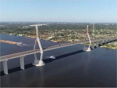MOPC y SNC lanzan concurso para nombrar el puente a Chaco'i