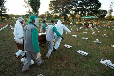 América Latina representa el 11,7 % del total de fallecidos por COVID-19