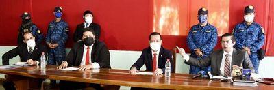 Abogado de Miguel Cuevas exige a Fiscalía que pida libertad de su cliente