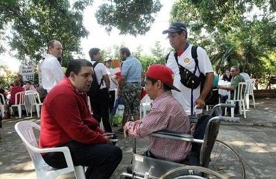 """HOY / """"Programa de primer empleo"""": Ayudan a personas con discapacidad a trabajar"""
