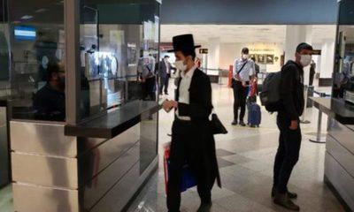 » Llegaron rabinos para faena