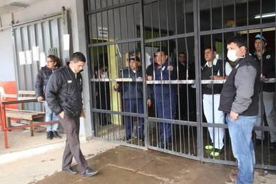 Penitenciarías: autorizan visitas desde la próxima semana – Prensa 5