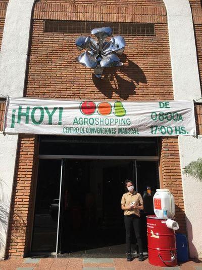 Agroshopping abre sus puertas hoy