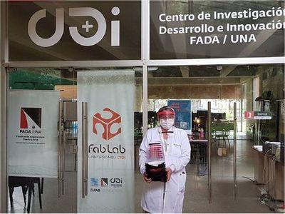 UNA dona más de 1.000 mascarillas a hospitales públicos