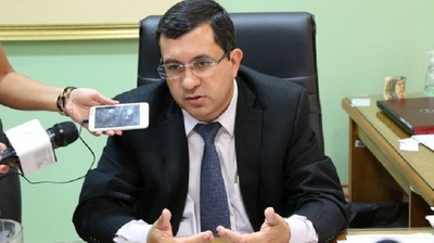 Amado Florentín anuncia que buscará la presidencia del Senado