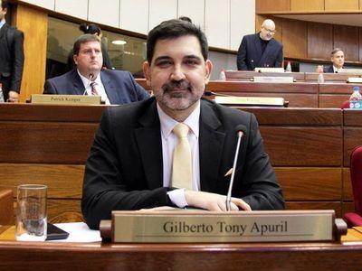 Covid-19: Senador Tony Apuril pide subsidio para artistas