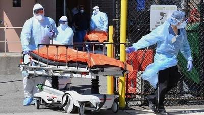 HOY / Estados Unidos se acerca a las 100 mil muertes por coronavirus