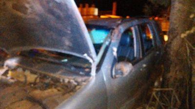 Hombre muere tras protagonizar accidente en Pedro Juan