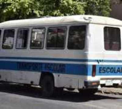 Alto Paraná: Transportistas escolares en total desidia