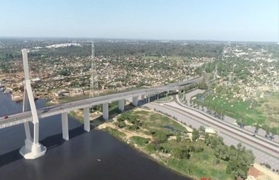 """""""Ponele vos el nombre"""" al puente hacia Chaco'i"""