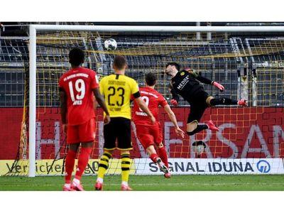 Bayern gana el clásico y se encamina hacia el título