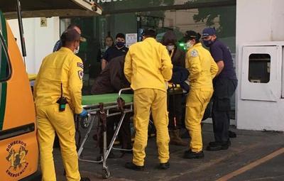 Explosión de transformador en Luque deja 3 heridos