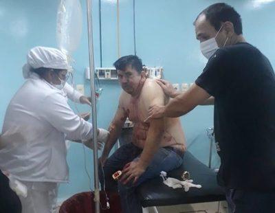 Fallece comerciante baleado durante asalto