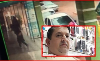 Confirman muerte del comerciante baleado durante asalto en el Km 8