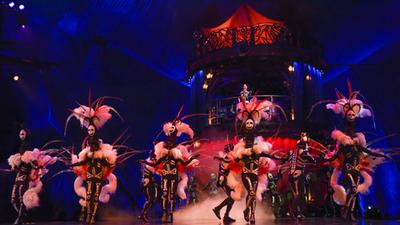 El Cirque du Soleil despidió al 95% de su personal