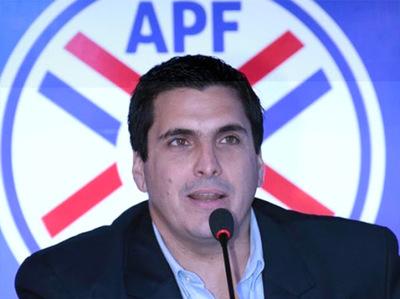 """Titular de la APF sobre retorno del Fútbol: """"Nosotros no nos vamos a apurar, ni nadie nos va a apurar"""""""