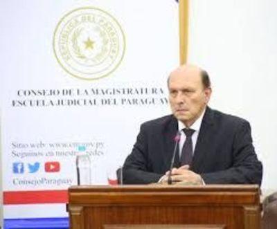 """Asumió el Ministro """"combustible"""" gracias al pacto azulgrana en el Senado"""