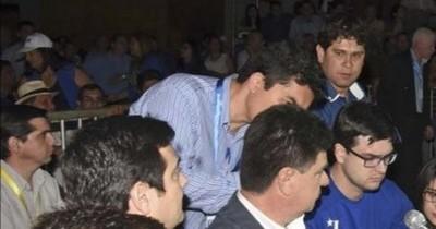 Presidente de la Juventud Liberal pide la renuncia de Efraín Alegre