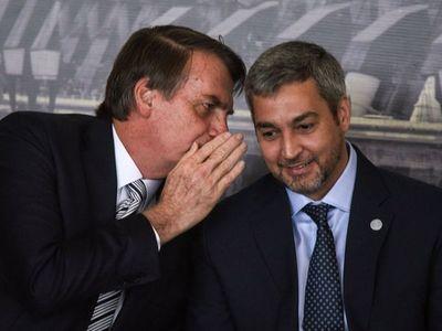 Bolsonaro habló con Marito para reabrir la frontera