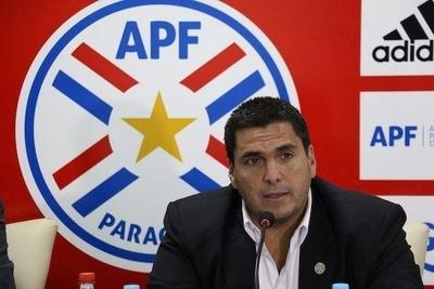 """HOY / APF presentará """"calendario tentativo"""" de retorno del fútbol"""