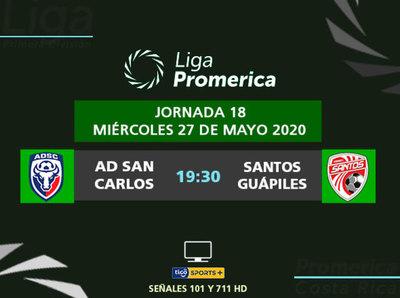 La liga de Costa Rica entra en su fase decisiva