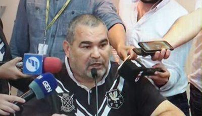 Chilavert puede probar acusaciones contra Domínguez, asegura abogado