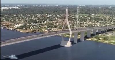 Recibieron más de mil propuestas para nombrar al futuro puente de Chaco'i