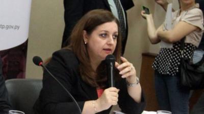 Lafuente desmiente a Petta sobre estadísticas de pagos de maternidad