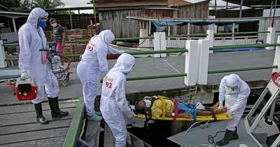 Brasil enfrenta desunido al coronavirus en plena expansión