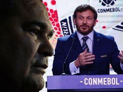 Chilavert y presidente de la Conmebol se verán las caras en juzgado