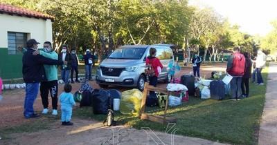 Concepción: Tras dar negativo al coronavirus, 16 personas volverán a sus hogares