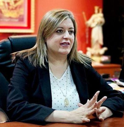 Diputados rechazó juicio político a Sandra Quiñónez