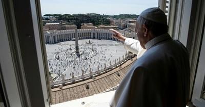 El Papa desea tener voz en la construcción de un mundo mejor tras la pandemia
