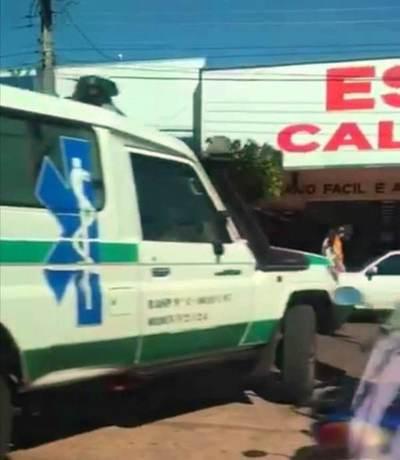Habrían cruzado la frontera con Brasil en una ambulancia para hacer compras